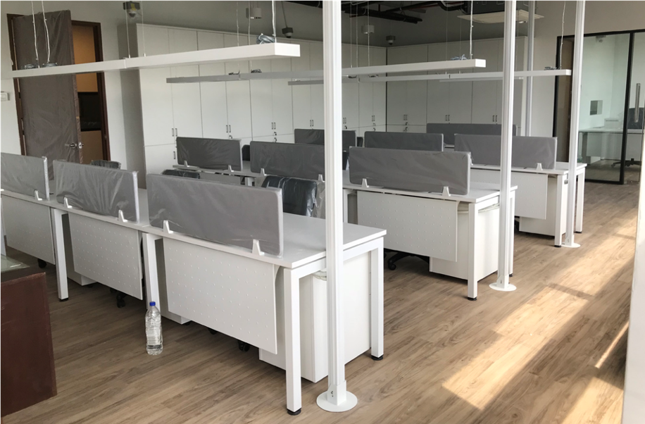 WAH CHAN – HQ | Office Furniture Project Malaysia