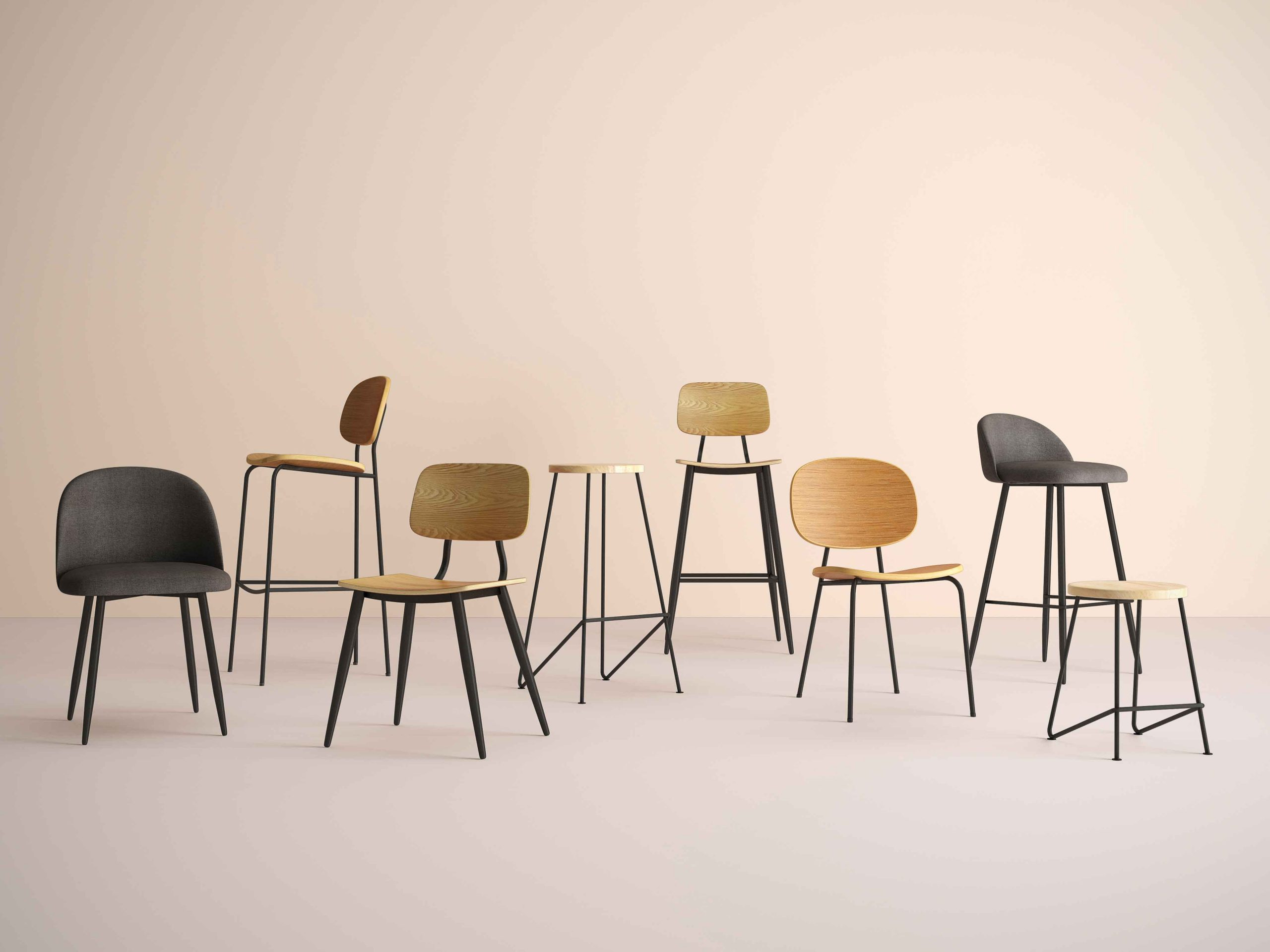 Curl | Matic Degree Office Furniture Malaysia