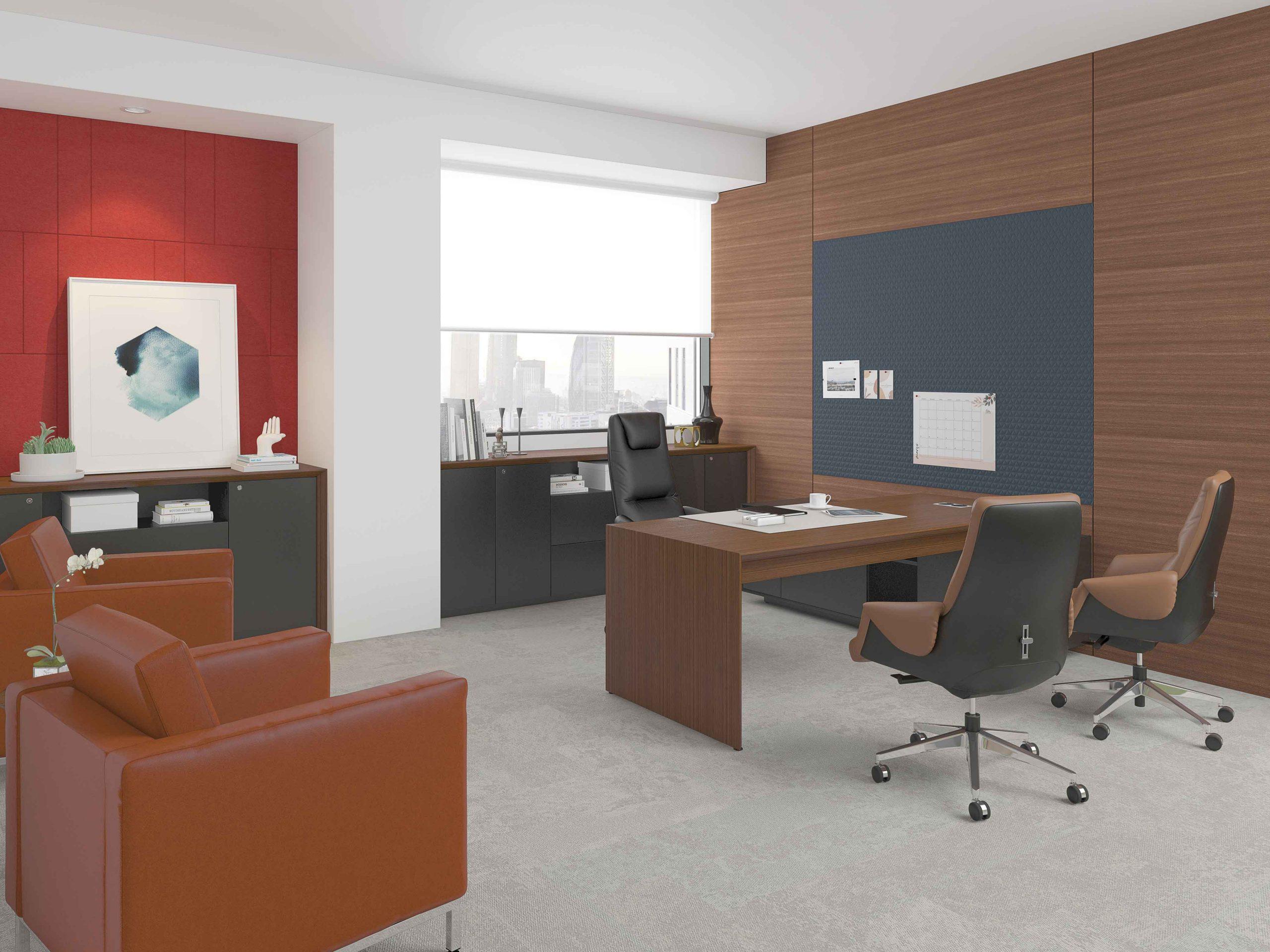 Geo | Matic Degree Office Furniture Malaysia