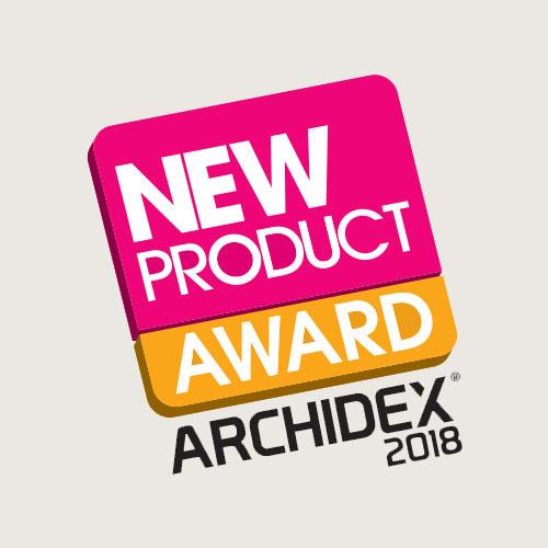 ARCHIDEX NEW PRODUCT AWARD