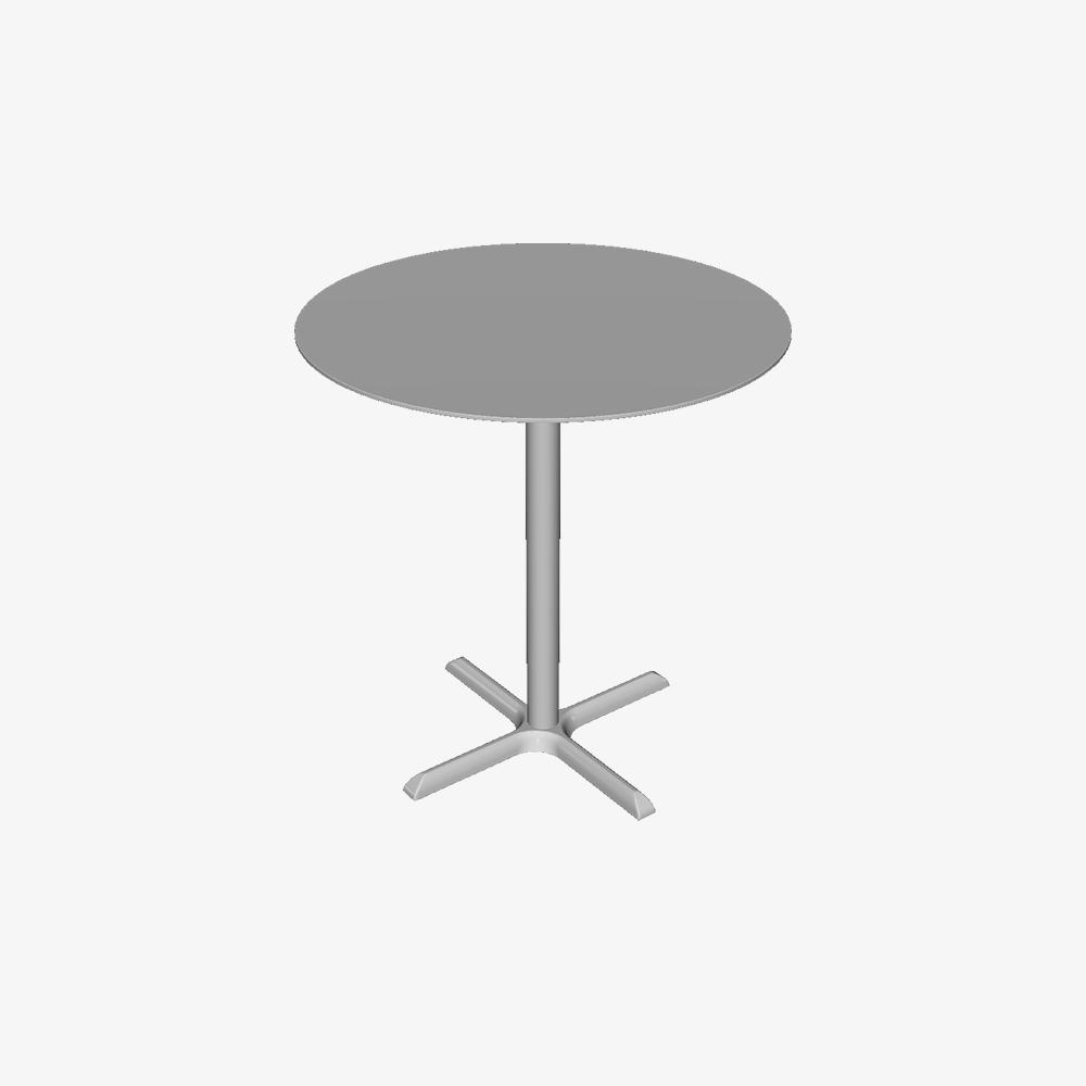3D Axis Bar Table