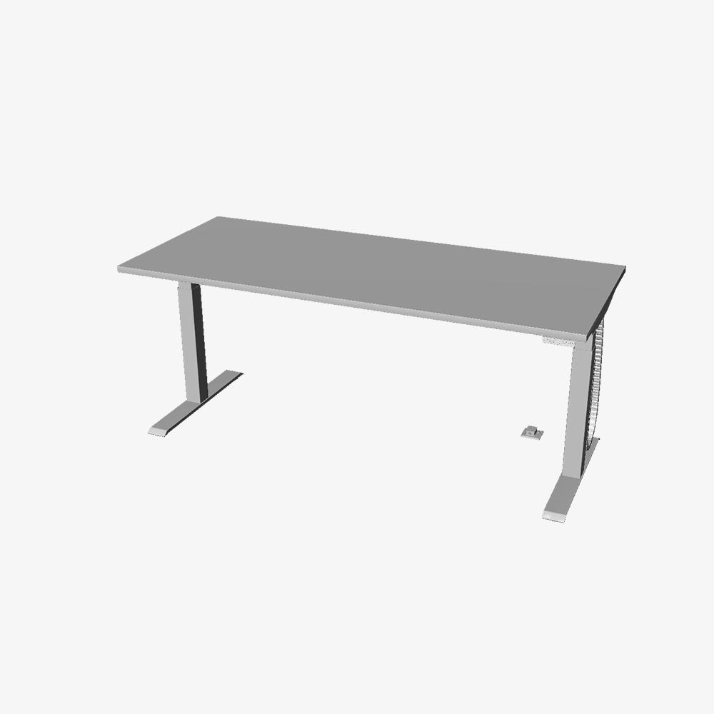 3D Rise Desk