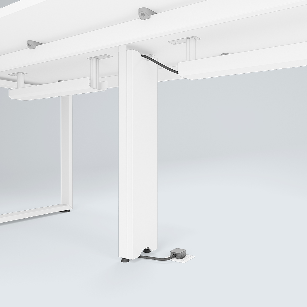 Solo Cable Riser | Matic Degree Office Furniture