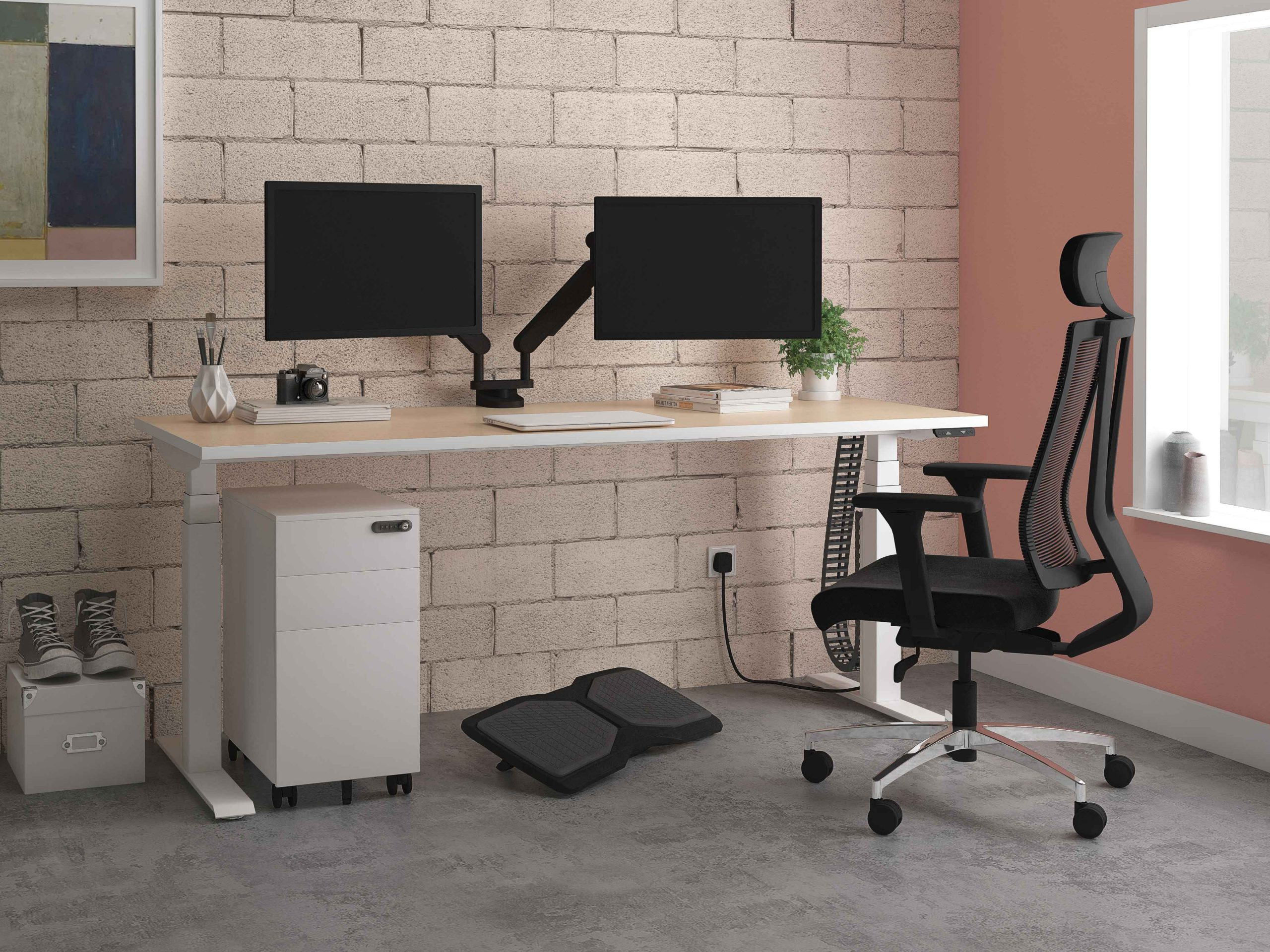 Rise | Matic Degree Office Furniture Malaysia
