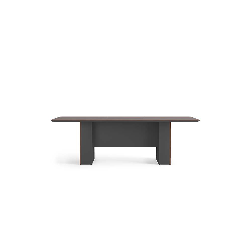 Meeting Table with modesty