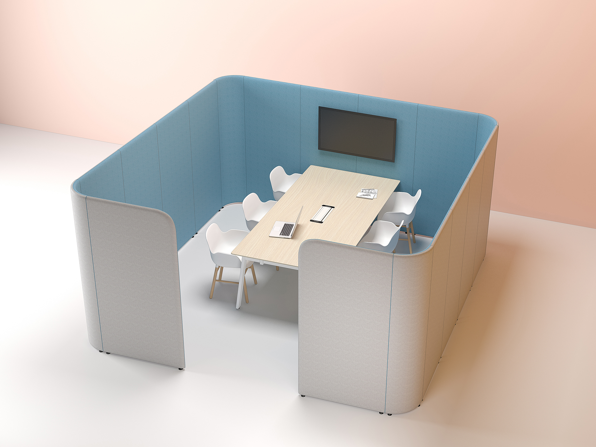 Conference POD | Matic Degree Office Furniture Malaysia